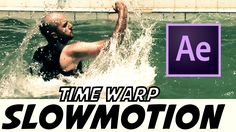 Slowmotion , Time Warp Tutorial | After Effects CC 2015 Adobe After Effects Tutorials, Effects Photoshop, Video Effects, Photo Effects, Volleyball Pictures, Cheer Pictures, Senior Pictures, Softball Pictures, Motion Design