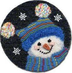 Old World Designs Snowmen - 2011