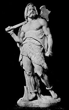 Thor by B. E. Fogelberg by Thorskegga, via Flickr