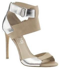 Add a pop of metallic to any outfit