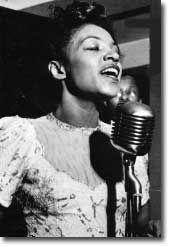 Maxine Sullivan: From swing to jazz; smooth and cool.