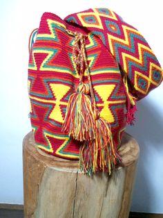 mochila Wayúu