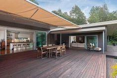 Deck & outdoor flow