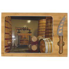 Vineyard Cheese Board