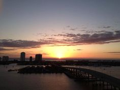 Sunsets Singer Island from Reel Intense West Palm Beach Fishing Charter