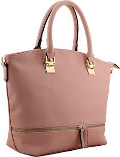 Medium Sized Bags Pink Handbags Fashion