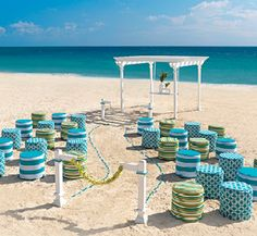 Colin Cowie Seaglass Collection - Hard Rock Hotel & Resort All-Inclusive