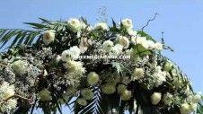 Wedding Arch. Free HD stock footage.