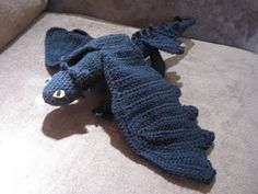 1000+ images about Chimuelo on Pinterest Toothless, Crochet toothless and D...