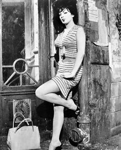 Tura Satana 60 Iconic Women Who Prove Style Peaked In The Women In History, Black History, Russ Mayer, Cat Eyeliner, Badass Women, Star Wars, Iconic Women, Flappers, Actors