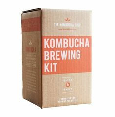 Kombucha Brew Kit - If you can't watch your bestie spend her entire paycheck on kombucha anymore, we suggest you consider gifting her with a home brew kit so she can DIY and save (while simultaneously earningthe hipster cred she secretly craves).Kombucha Brew Kit, $54