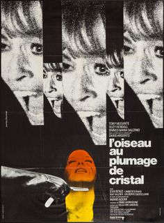 The Bird with the Crystal Plumage (1970) - Dario Argento