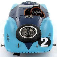 BUGATTI 57C Le Mans
