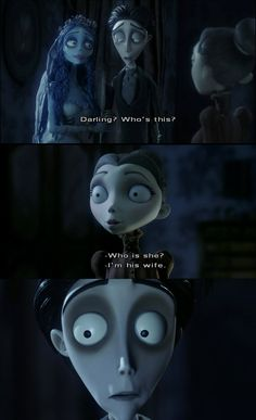 Corpse Bride is my favorite ❤️ Corpse Bride Quotes, Corpse Bride Art, Tim Burton Corpse Bride, Coraline, Nightmare Movie, Corps Bride, Tim Burton Johnny Depp, Dead Bride, Tim Burton Films
