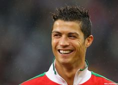 This romance has been on for a long time. We've always had a gigantic crush on Portuguese hottie- Cristiano Ronaldo. Ronaldo is sexy and successful; a combination hard to pull off. We love him because he defines what it means to be patient, persistent and goal oriented; his winning spirit definit