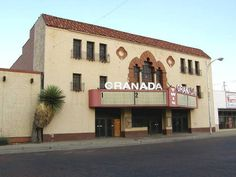 Granada Theater, Plainview, TX.--812 Broadway Plainview Tx-please consider a donation to her restoration--http://www.historicgranada.com