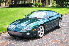 Bid for the chance to own a 2005 Jaguar XKR at auction with Bring a Trailer, the home of the best vintage and classic cars online. Maserati, Bugatti, Ferrari, Bmw Classic Cars, Classic Cars Online, Jaguar Xjc, Mustang, 2013 Jaguar, Car Side View