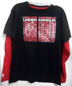 Under Amour boys shirt for only $7.00!