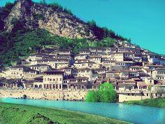 Berat Albania by albanianartlover.deviantart.com on @deviantART