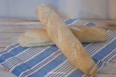 Pan de Barras Thermomix
