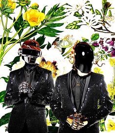 "Daft Punk – ""Computerized"" featuring Jay Z Daft Punk – Prod. By Kanye West"
