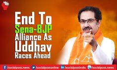 End To Sena-BJP Alliance As Uddhav Races Ahead