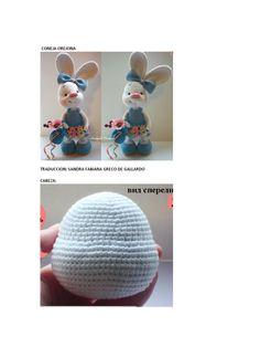 patrón para tejer en crochet o ganchillo