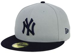 New York Yankees New Era MLB Cooperstown 59FIFTY Cap Hats