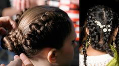 Mainstream Hairstyles 2018 Spring Will Bring - NiceStyles - Fashion & Outfits - - Mainstream Hairstyles 2018 Spring Will Bring - NiceStyles - Fashion & Outfits Party Hairstyles, Indian Hairstyles, Latest Hairstyles, Hairstyles With Bangs, Braided Hairstyles, Hairstyles 2018, Fashion Hairstyles, Spring Hairstyles, Long Face Shapes