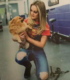 Perrie and Hatchi
