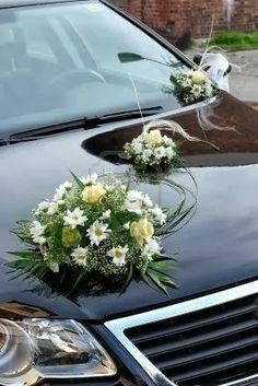 Bridal Celebration - Wedding Car Flower Decoration