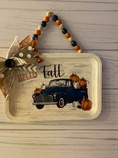 Dollar Tree Fall, Dollar Tree Decor, Dollar Tree Crafts, Diy Crafts To Do, Cute Crafts, Handmade Christmas Crafts, Fall Deco Mesh, Autumn Crafts, Fall Projects