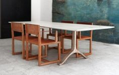 Furnish | Bronze Wish Bone Table by BDDW - Large Table option