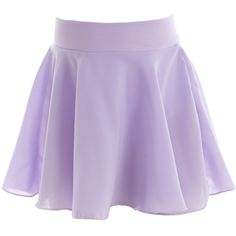 Full Circle Skirt found on Polyvore featuring women's fashion, skirts, bottoms, flared skirts, purple skater skirt, purple skirt, circle skirts and skater skirt