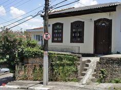 Old house in Freguesia do O (circa 1900) - Sao Paulo, Brazil