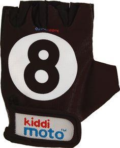 8 ball handschoenen kiddimoto