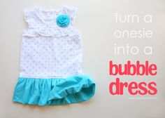 16 DIY Onesies - A Little Craft In Your DayA Little Craft In Your Day