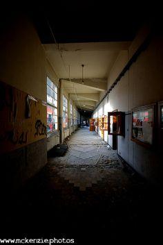 the dark corridors of learning