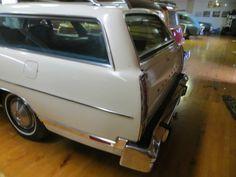 1973 Mercury Marquis wagon