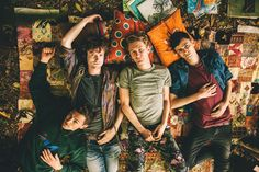 Glass Animals will be on The Farm Thursday, June 11!