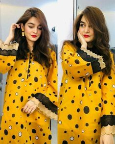 Stylish Dresses For Girls, Stylish Dress Designs, Stylish Girl Pic, Simple Pakistani Dresses, Pakistani Bridal Dresses, Sleeves Designs For Dresses, Dress Neck Designs, Dresses With Sleeves, Pakistani Models