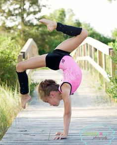 Some people are board at your cousins games so for those gymnasts we do gymnastics. Ya