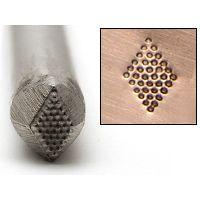 Metal Stamping Tools Dotty Diamond Design Stamp