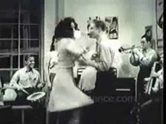 Irene Thomas, original SoCal jitterbug. If you only watch one video on this board, watch this one. Bobby White compiled clips of Irene Thomas into one handy-dandy video. Excerpts are from Juke Box Joe's, Jive Junction, Groovie Movie, and some home footage of Irene dancing in the 80s. #styleicon #modcloth Swing Jazz, Swing Dancing, Bobby White, Robert White, Lindy Hop, Dance Like No One Is Watching, Boogie Woogie, Shall We Dance, Dance The Night Away