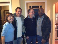 Lu, Paul, Phil, Mel 12.2011