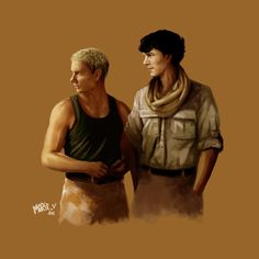 Two Two One Bravo Baker Sherlock (TV). This is exactly how I see young Sherlock and John in my head.