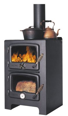 Nectre baker's oven from orion heating #stove