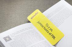 Durante el Diplomado de Edición en @horizontalmex, Francisco Goñi de @librerias_gandhi nos comparte su experiencia en el área de comercialización. En un estudio se encontró que de 10 personas que entran a una librería, 8 no saben qué comprarán; otorgando a la librería una gran oportunidad de venta a través de la experiencia de compra que brinde. #delaherránmurillo #comunicación #diseño #libro #librería #book #bookmark