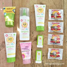 Ten June: Natural Based Outdoor Beauty Essentials for Spring