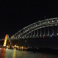 Instagram【_pyn15_】さんの写真をピンしています。 《Harbour Bridge #australia#sydney#harbourbridge#dinnercruise#cruise#nightveiw#beautiful#sea#sky#blue#sun#summer#vacation#holiday#trip#travel#happy#love#オーストラリア#シドニー#ハーバーブリッジ#ディナークルーズ#夜景#綺麗#旅行#満喫#充実》